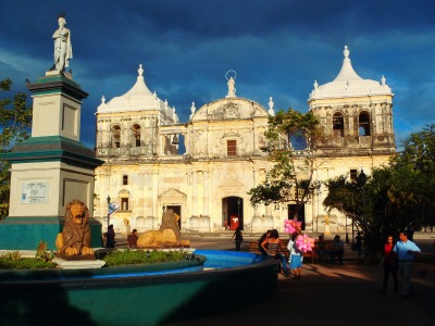 Leon, Centro