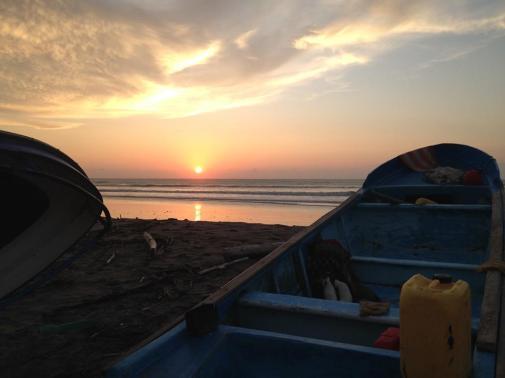 tabuga sunset