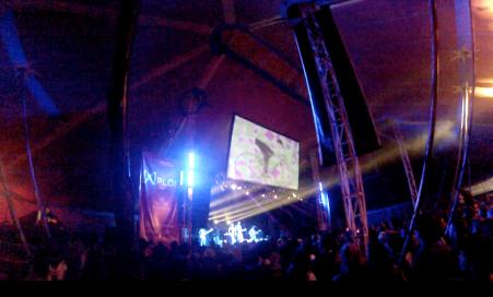 El Carpazo festival, Lumbisi Ecuador