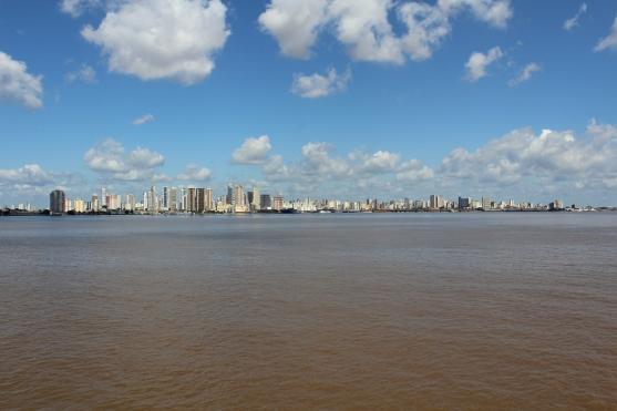 Belém Brasil, last stop on the Amazon